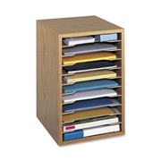 Safco Products Safco Vertical Desktop Organizer