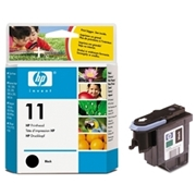 HP #11 Black Printhead (C4810A) OEM Ink Cartridge