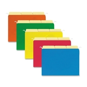 Sparco Products Sparco Tabview Hanging File Folder