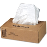 Fellowes Powershred Waste Bags for 99Ms / 90S / 99Ci / HS-440 Shredder