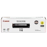 Canon OEM 116 YELLOW Toner Cartridge
