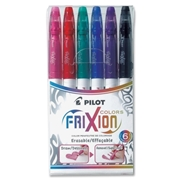 Pilot Corporation FriXion Colour Erasable Marker Pen Set
