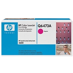 HP OEM 502A MA (Q6473A) Toner Cartridge