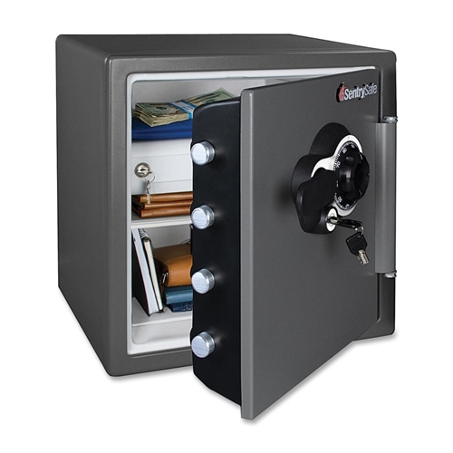 Sentry Safe Fire-Safe Dial Mechanical Lock Business Safe