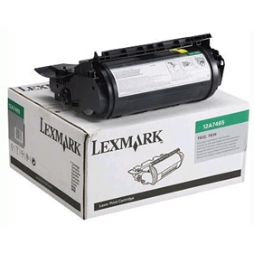 Lexmark OEM T632 (12A7465) Toner Cartridge