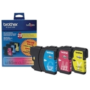 Brother LC65 Color 3pk (LC-65 Color 3pk) OEM Ink Cartridge