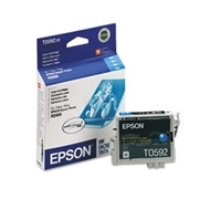 Epson T0592 C OEM Ink Cartridge