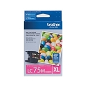 Brother LC75 MA (LC-75 Magenta) OEM Ink Cartridge
