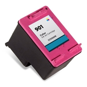 HP #901 C (CC656AN) compatible Ink Cartridge