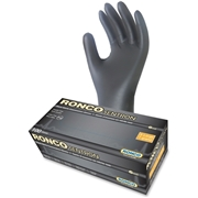 RONCO Sentron Nitrile Powder Free Gloves