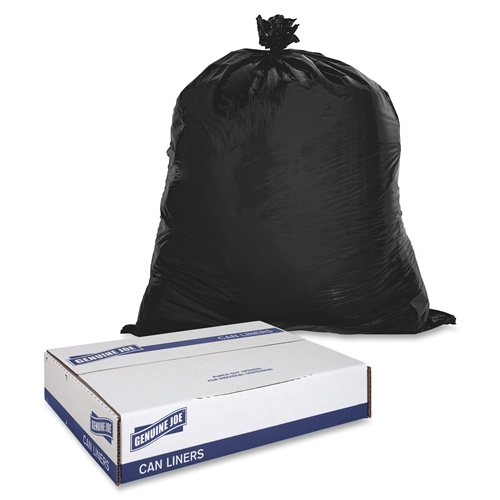 Genuine Joe Linear Low Density Can Liners