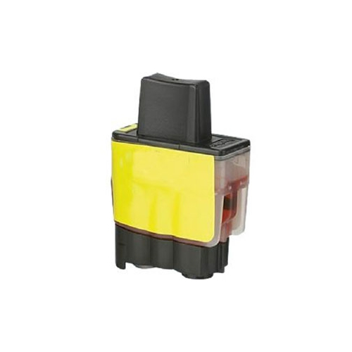 Brother LC41 Y (LC-41 Y) compatible Ink Cartridge