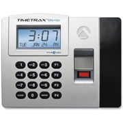 Pyramid Time Systems TimeTrax Elite Biometric Time Clock System