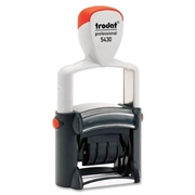 Trodat GmbH Trodat Heavy-Duty Self-Inking Dater Stamp
