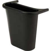 Newell Brands Rubbermaid Commercial Saddlebasket Recycling Side Bin