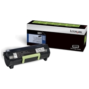 Lexmark OEM 50F1000 (MS310, MS410, MS510, MS610) Toner Cartridge
