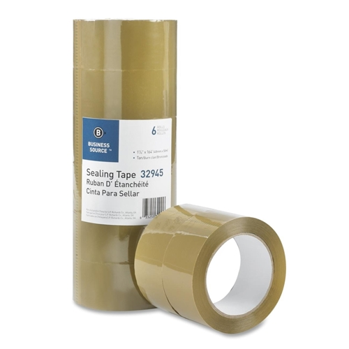 Business Source Heavyweight Package Sealing Tape