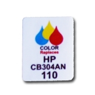 HP 110 Labels
