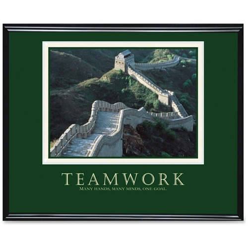 Advantus Corp Advantus Teamwork Motivational Poster