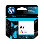 HP #97 (C9363WN) OEM Ink Cartridge