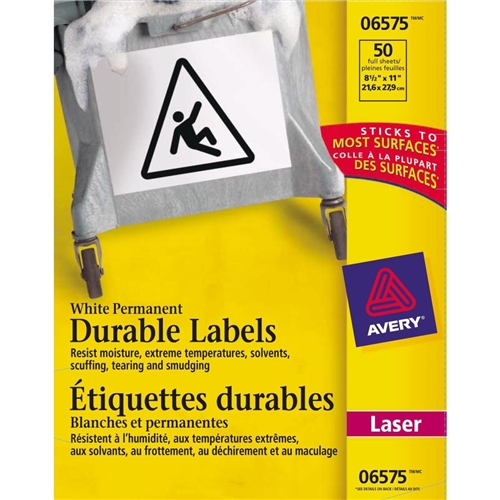 Avery Durable ID Label