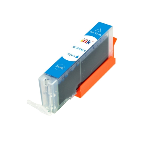 Canon 0337C001 (CLI-271 XL C) compatible Ink Cartridge
