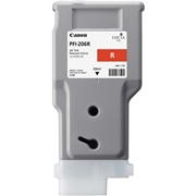 Canon PFI-206 Red OEM Ink Cartridge