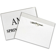 C-Line Products, Inc C-Line Pin Style Name Badge Holder Kit