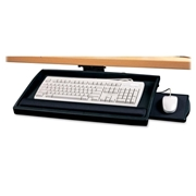 Compucessory Keyboard Tray with Articulating Arm