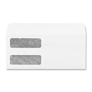 Quality Park Products Quality Park Double-window Security Envelope