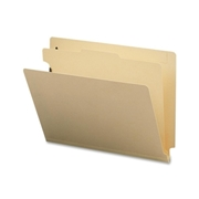 Sparco Products Sparco End Tab Classification Folder