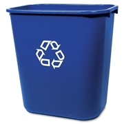 Newell Rubbermaid, Inc Rubbermaid 2956-73 Deskside Recycling Container