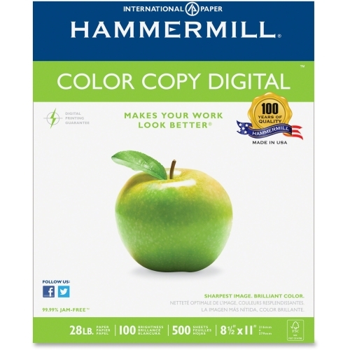 International Paper Company Hammermill Color Copy Paper