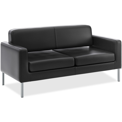 Basyx by HON VL888 Leather Sofa Chair
