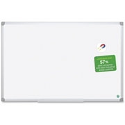 MasterVision Earth Magnetic Dry-Erase Board