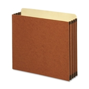 TOPS Products Globe-Weis Heavy-duty Accordion File Pocket