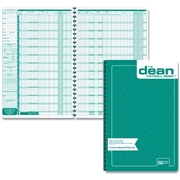 Dean & Fils, Inc Dean & Fils Fifty Employees Payroll Book