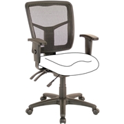 Lorell Mid-Back Chair Frame