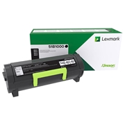 Lexmark OEM 51B1000 (TONER RTN PROG MS/MX 317, 417, 517, 617) Toner Cartridge