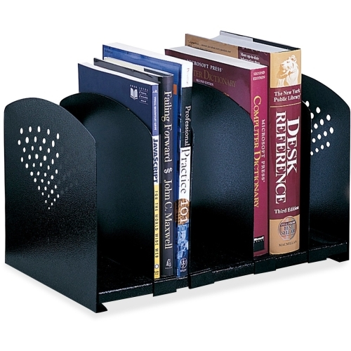 Safco Products Safco 5 Section Adjustable Book Rack