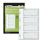 TOPS Products Adams Receipt Book
