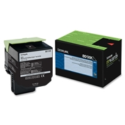 Lexmark OEM 80C1XK0 Toner Cartridge