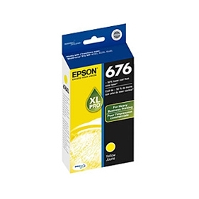 Epson T676XL420 OEM Ink Cartridge