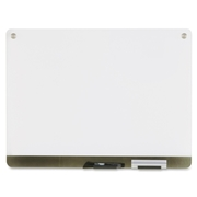 Iceberg Clarity Glass Dry-erase Whiteboard