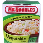 Vending Products of Canada Soup