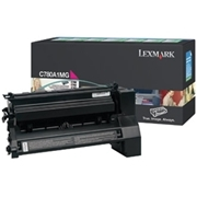 Lexmark OEM C780  C782  X780  X782 (C780A1MG) Toner Cartridge