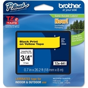 Brother P-touch TZE641 Label Tape