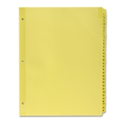 Sparco Products Sparco Numbered 1-31 Index Dividers