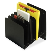 MMF Industries MMF Slanted Vertical File Organizer
