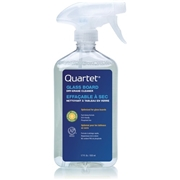 ACCO Brands Corporation Quartet Glass Board Dry Erase Cleaner Spray